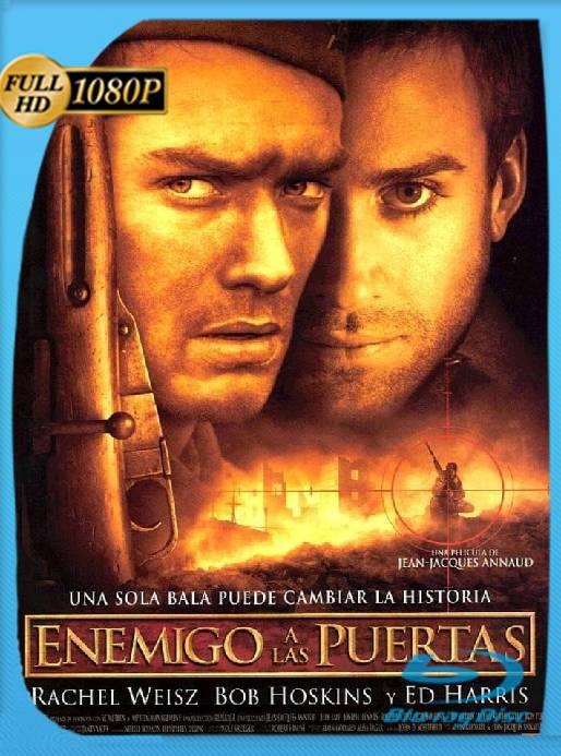 Enemigo a Las Puertas (2001) BRRip 1080p Latino [GoogleDrive] Ivan092