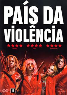 País da Violência - BDRip Dual Áudio
