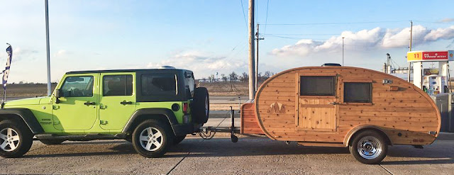 tiny teardrop trailer camping, Tear Jerkers