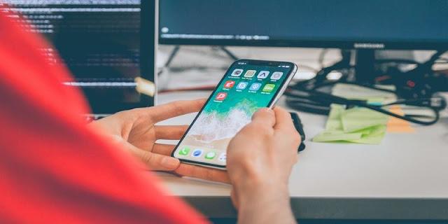 نسخ احتياطي للمعلومات الخاصة بك iphone