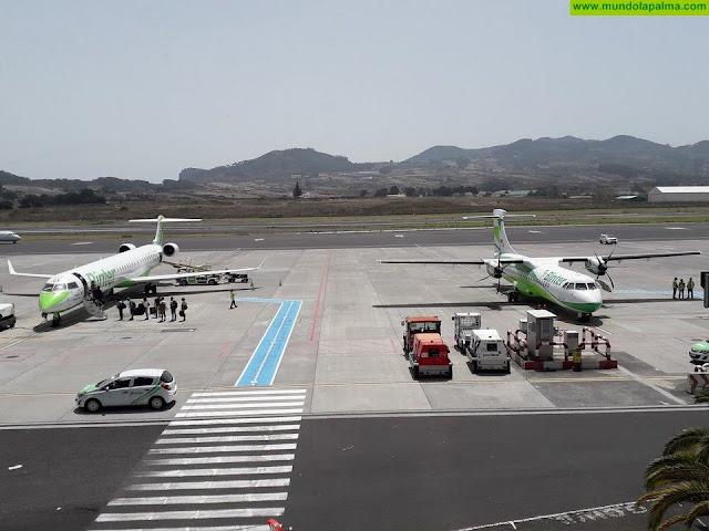 Binter repatriará a sus pasajeros atrapados en Marruecos