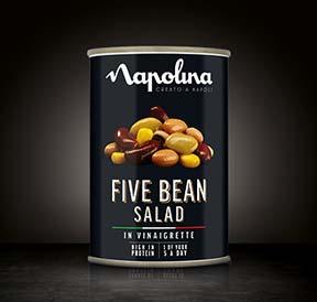 Napolina Five Bean Salad