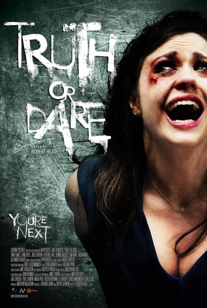 Truth or Dare 2018 Dual Audio Hindi 720p BluRay 800MB