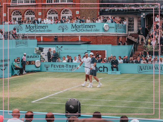 Doubles 2019 Feliciano Lopez and Andy Murray Fever-Tree Championships