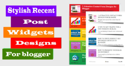 How to  add  popular post widget to Blogger