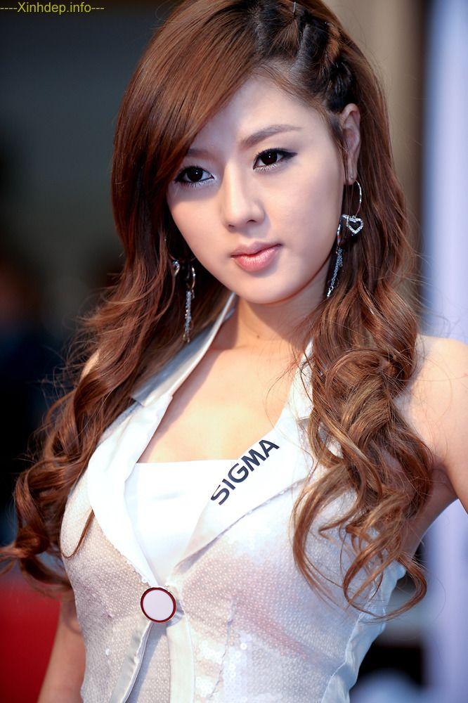 Cute korean girl