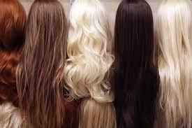Human Hair Wigs and Headband Wigs