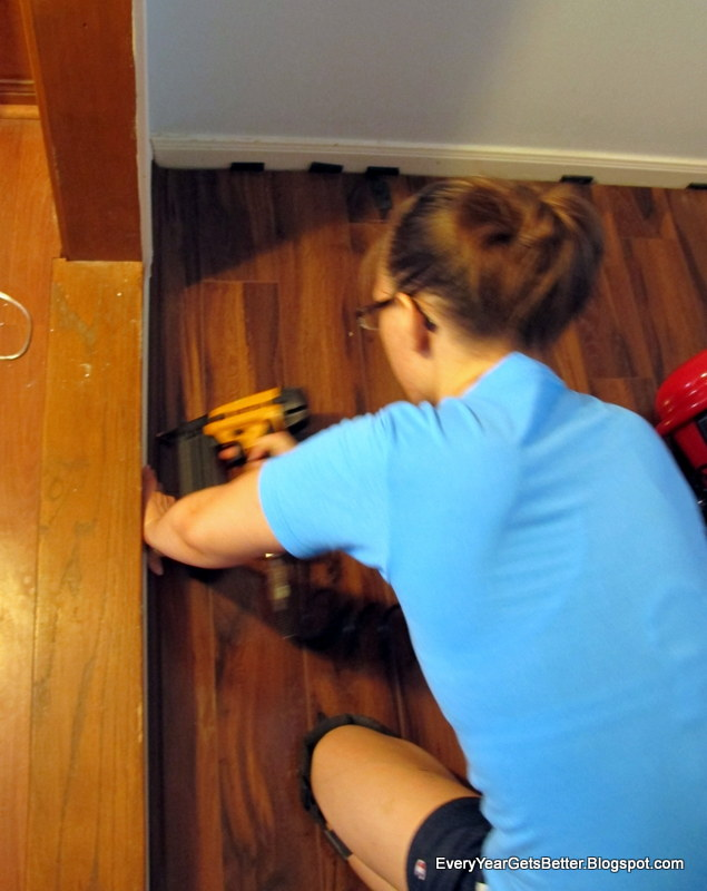 Laminate Flooring Nail Gun Laminate Flooring