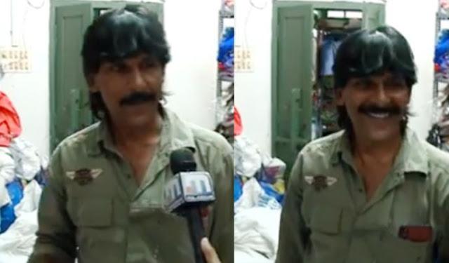 ईद पर बाढ़ पीड़ितों के लिए नौशाद ने कपड़ों से भरा पूरा गोदाम दान में दिया - newsonfloor.com