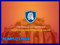 Cara Kerja Virus Ransomware Dalam Melakukan Serangannya