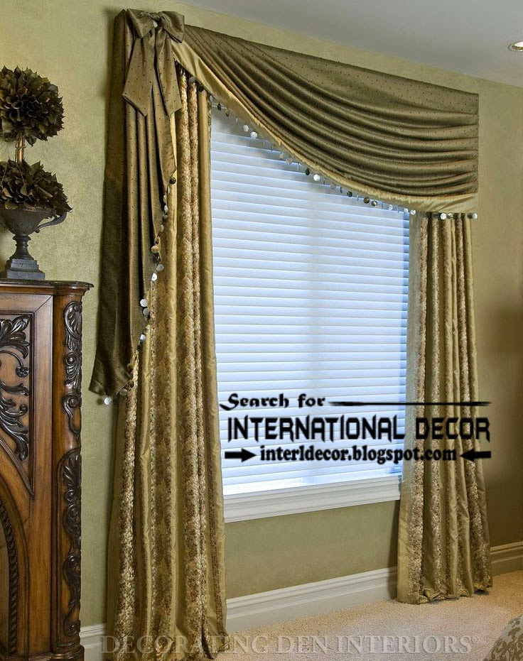 20 best modern curtain designs 2017 ideas and colors for Household design curtain road