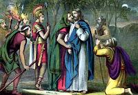 Betrayed by Judas