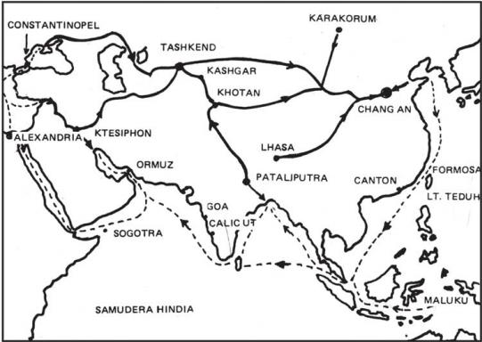 Masuk dan Berkembangnya Agama serta Kebudayaan Hindu–Buddha di Indonesia Menurut Para Ahli