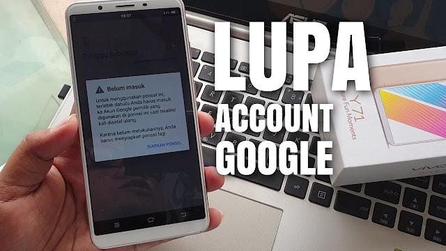 PALING MUDAH!! Bypass Frp Vivo Y71 Lupa Account Google Tanpa Komputer