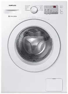 Samsung 6 Kg 5 Star Inverter Fully Automatic Front Loading Washing Machine (WW60R20GLMA)