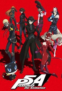 Persona 5 - Trò Chơi Đỉnh Cao