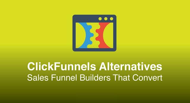 top clickfunnels alternatives 2021 best sales funnel software