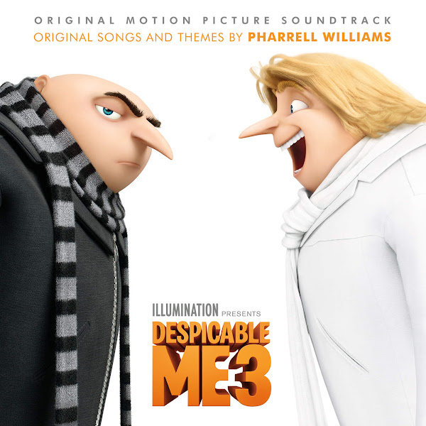 Various Artists - Despicable Me 3 (Original Motion Picture Soundtrack) Cover