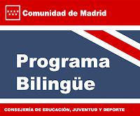 Resultado de imagen de bilingüismo madrid