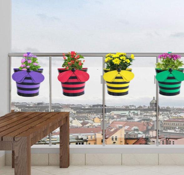 Personalized planter set