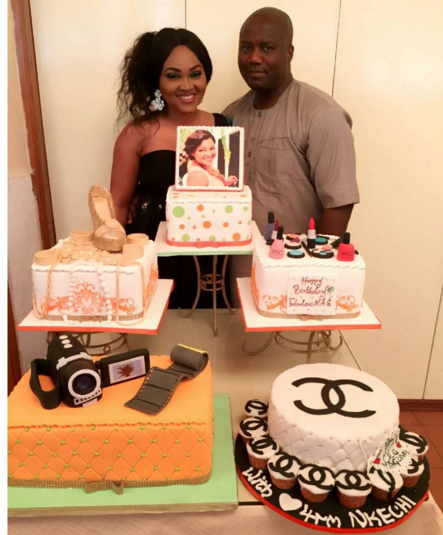 mercy aigbe 37th birthday