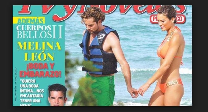 Zuleyca Rivera de David Bisbal