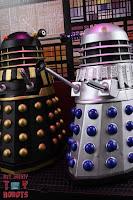 Custom Curse of Fatal Death Silver Dalek 28