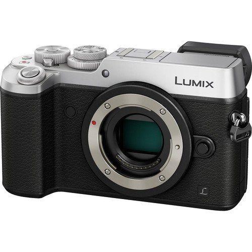 Panasonic Lumix DMC-GX8 : 20 MP (6-7 Jutaan)