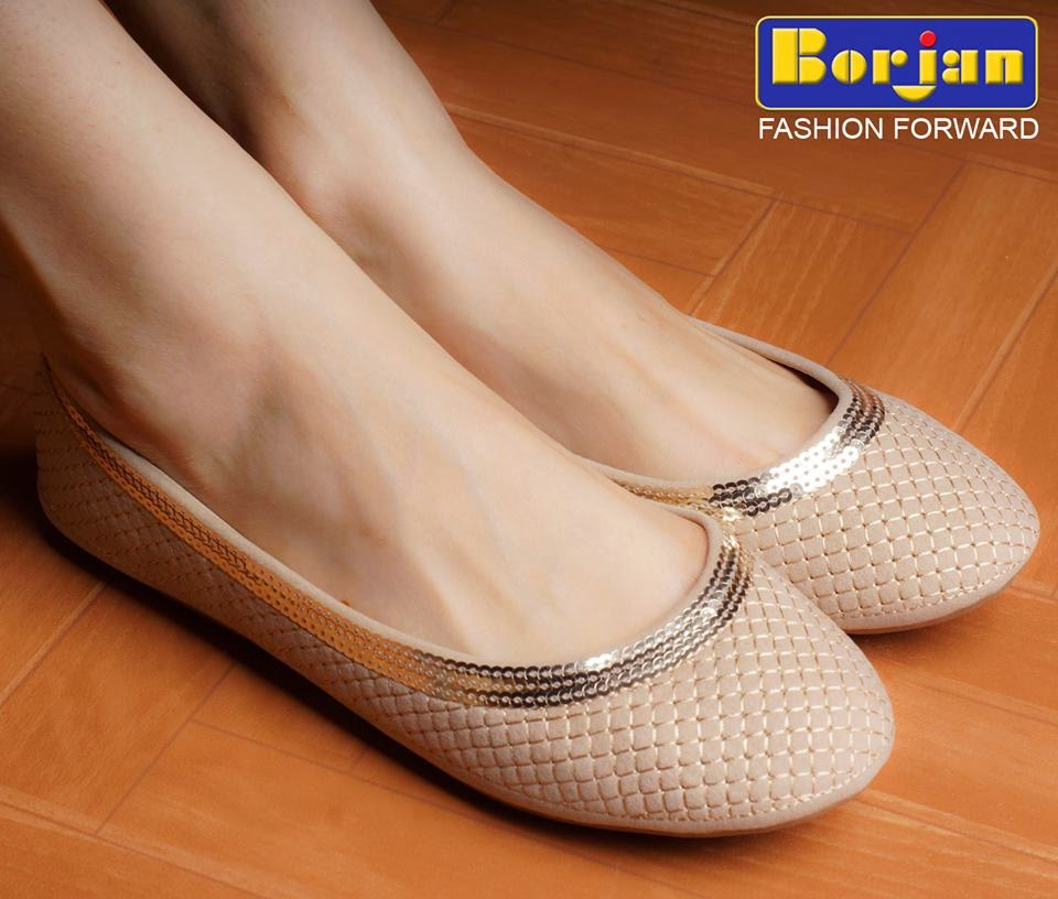 Superb Flat Shoes 2015 For Teen Ages By Borjan  Wfwomen-2950