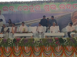 Spotlight:Odisha's second longest river bridge inaugurated