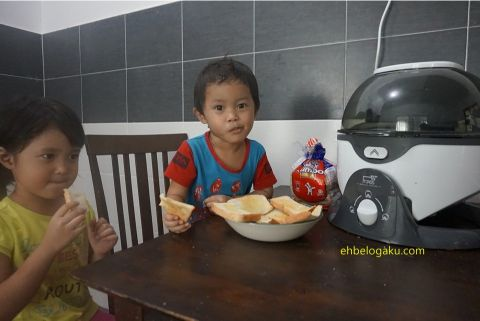 roti bakar air fryer,turbo air fryer, Toros Pro Chef, pemanasan kuasa turbo air fryer