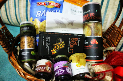 Godrej Nature's Basket, Jam, Chocolate, Chips, Apricots, Online Shopping