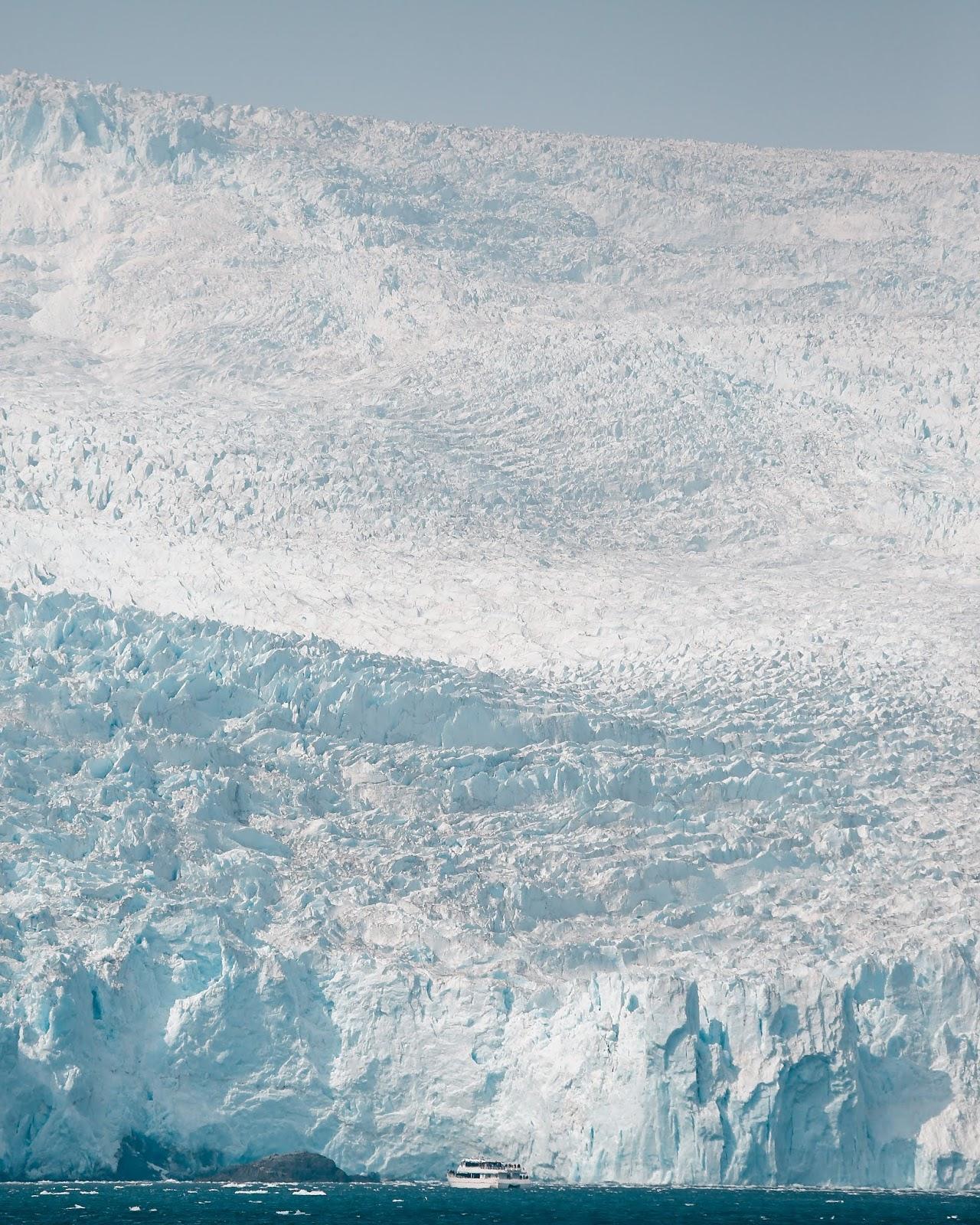 Major Marine Kenai Fjord Tour Glacier | Leo CHan