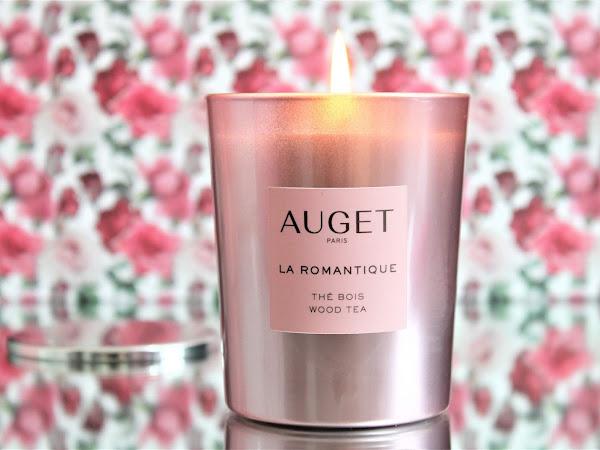AUGET | BOUGIE PARFUMÉE LA ROMANTIQUE