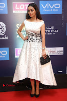 Actress Pooja Salvi Stills in White Dress at SIIMA Short Film Awards 2017 .COM 0038.JPG