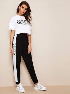 Queen Track Suit