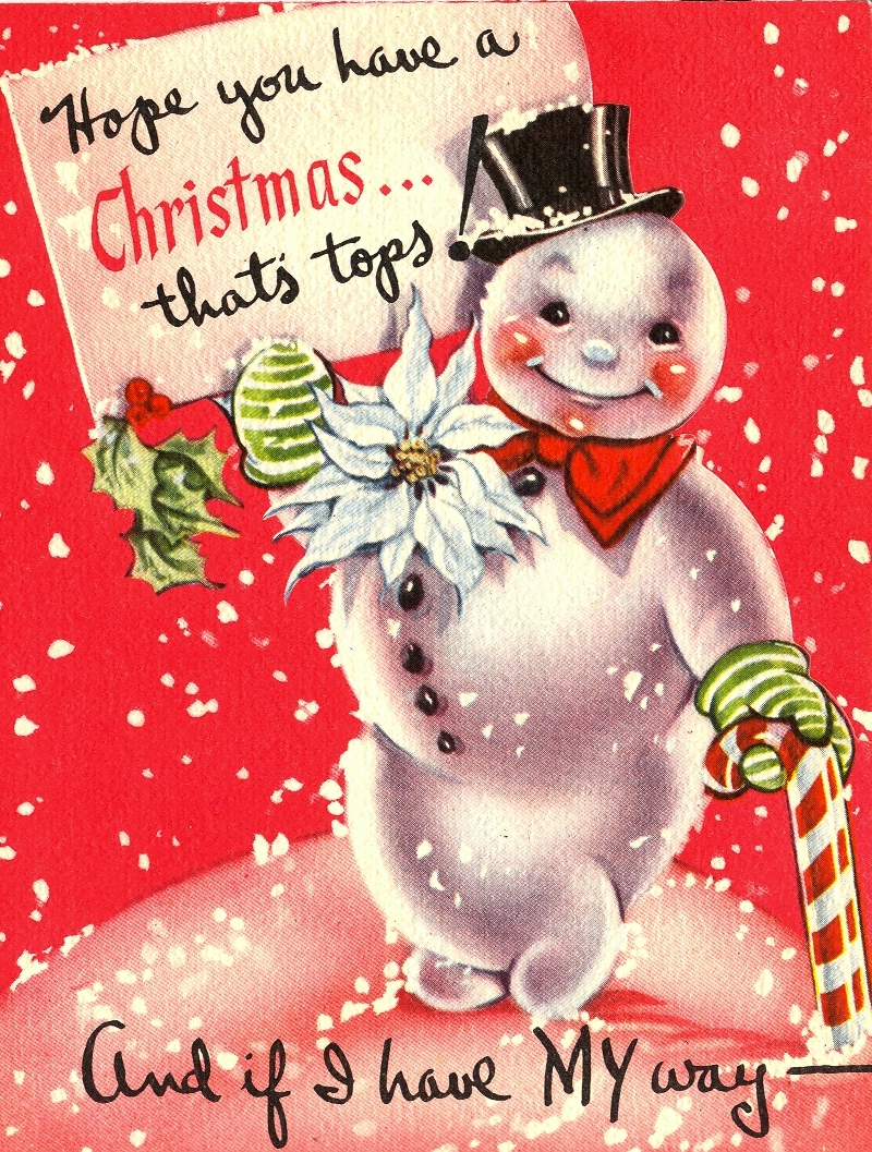 Zetta S As Vintage Christmas Cards