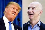 Amazon stock sinks following Trump's attacks