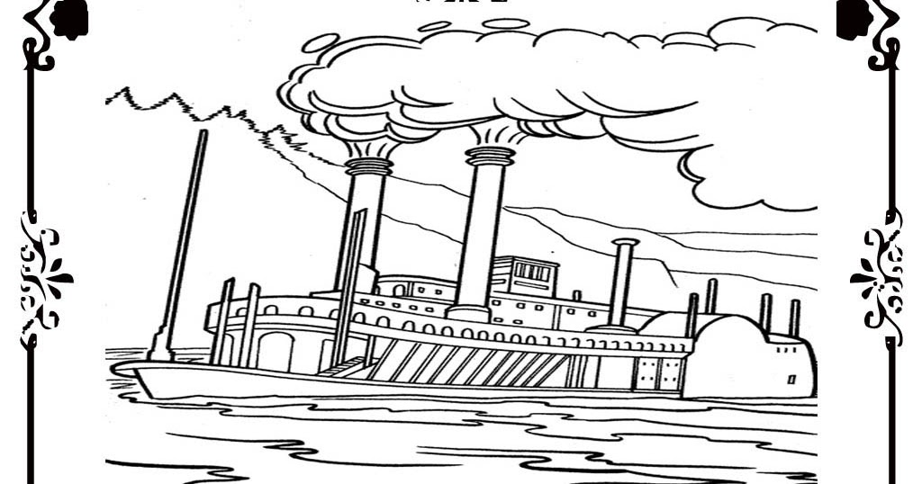 Titanic Ship Coloring Pages | Realistic Coloring Pages