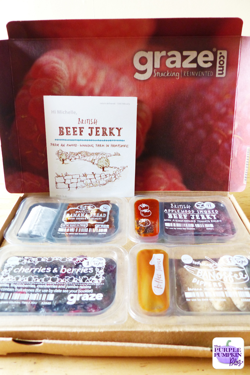 My 16th Graze Box! [Review]