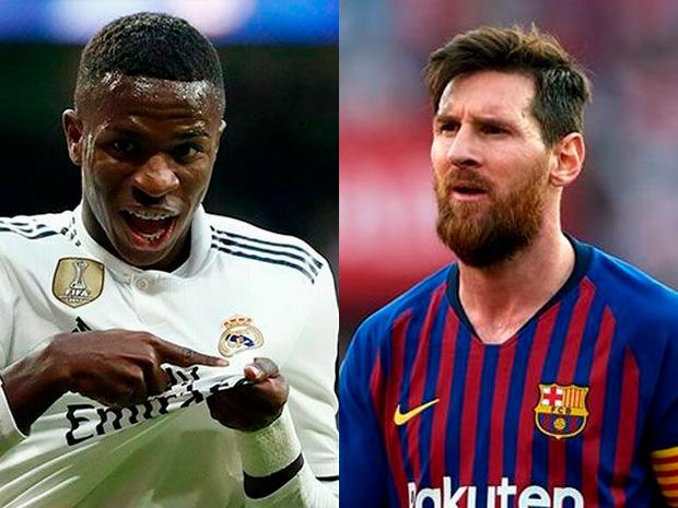 Clásico Español Real Madrid vs Barcelona en vivo