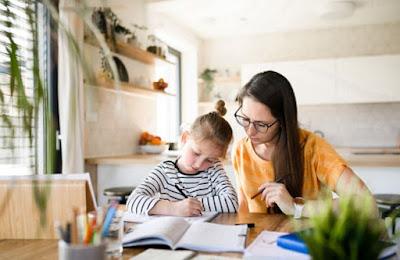 Pantun Semangat Belajar di Rumah