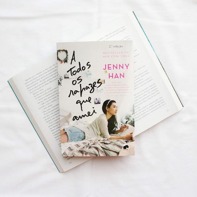 Review do livro ''A todos os rapazes que amei'', de Jenny Han, editado em Portugal pela Topseller e recentemente adaptado para filme pela Netflix