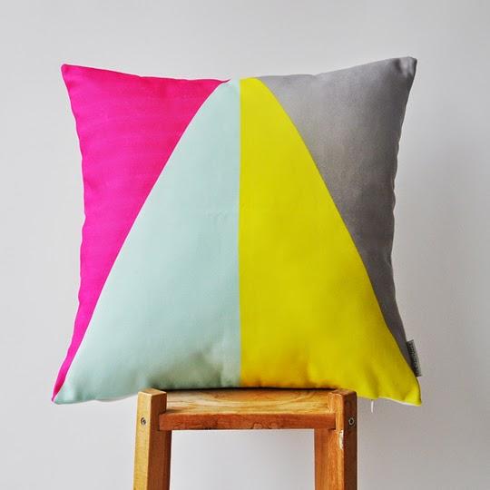 buy bright modern pillow cushion