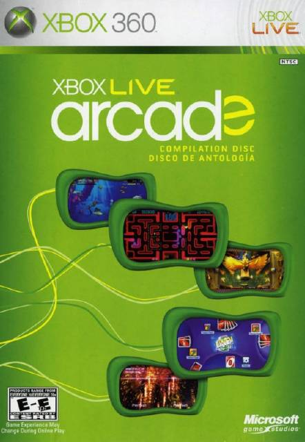 Xbox Live Arcade Compilation Jtag Rgh Xbox Classic Download