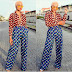 Mix, Match and Clash Prints Like Jennifer Oseh Does Effortlessly