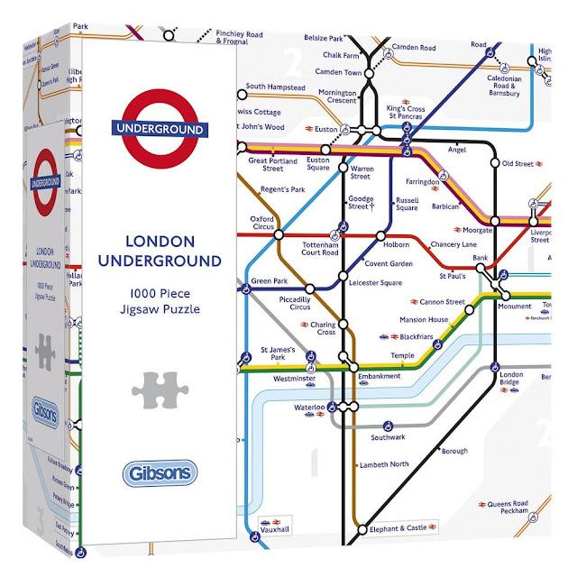 TFL London Underground Map.