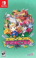 Nintendo Switch: i Migliori Giochi, Penny-Punching Princess