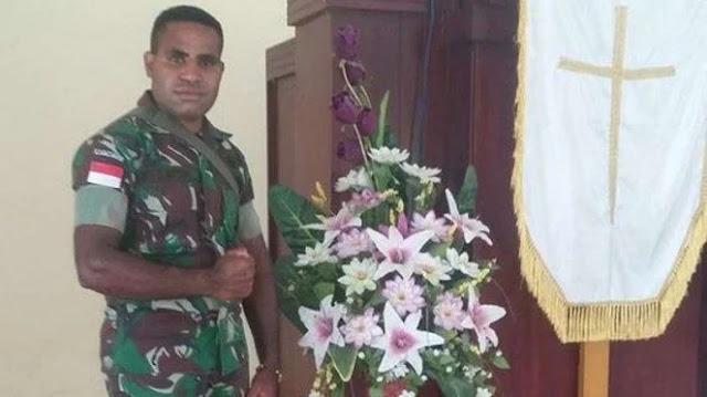 Prajurit Lucky Si Pengkhianat Ternyata Anggota Satuan Elite Tempur TNI