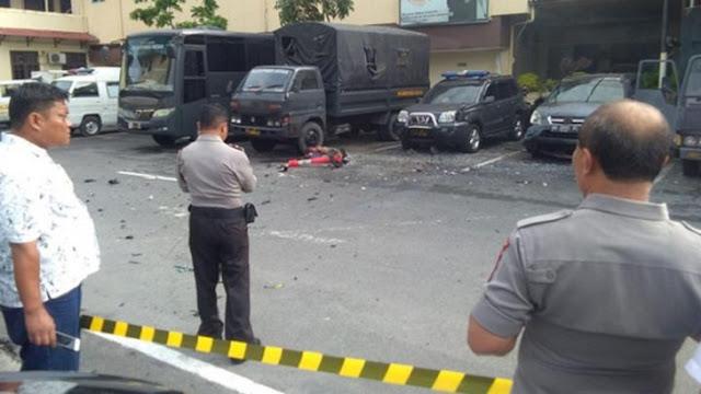 Istana Perintahkan Aksi Bom Bunuh Diri Di Medan Ditangani Secara Cepat